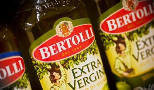 Campagna di marketing in-store per Bertolli